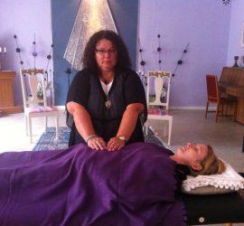 Behandling healing
