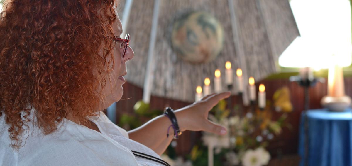 Spiritualistiskt Medium Jane Lyzell